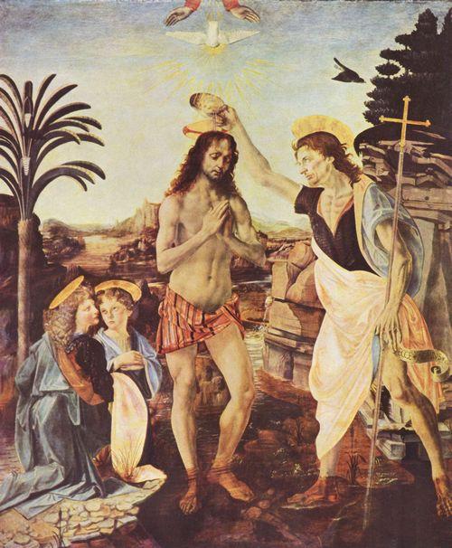 Leonardo Taufe Jesu